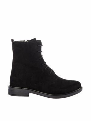 Ботинки черные | 4691272