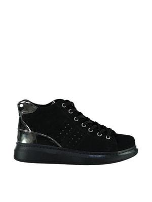 Ботинки черные   4691938