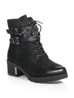 Ботинки черные | 4690728