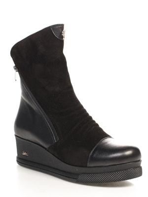 Ботинки черные | 4689825