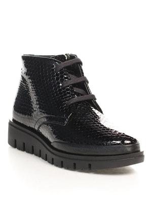 Ботинки черные | 4689827