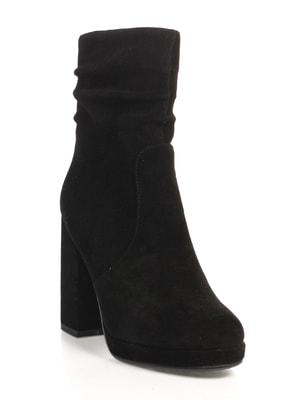 Ботинки черные   4689803
