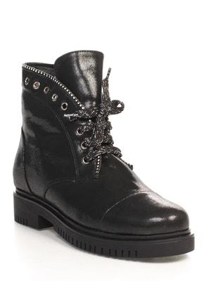 Ботинки черные   4689805