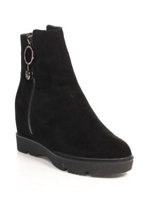 Ботинки черные   4689807