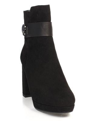 Ботинки черные   4689804