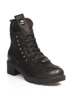 Ботинки черные | 4689821