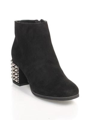 Ботинки черные   4689845