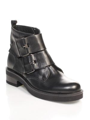 Ботинки черные | 4689810