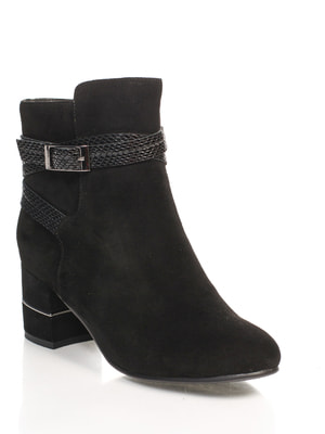 Ботинки черные   4689800