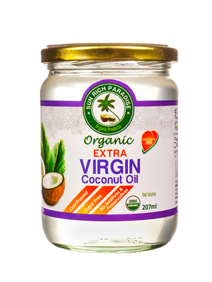 Кокосовое масло Organic (200 мл) | 4692517