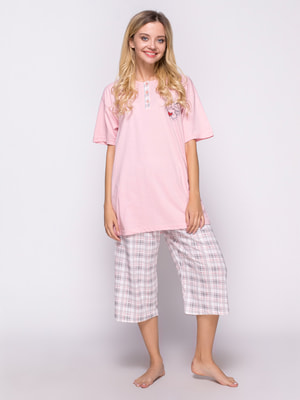 Піжама: футболка і штани   4690757
