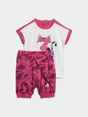 Костюм спортивный: футболка и брюки   4582261