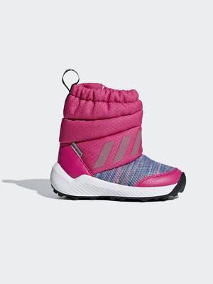 Чоботи рожеві | 4639880