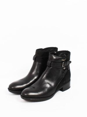 Ботинки черные | 4692686