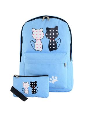 Набір: рюкзак і косметичка   4692532