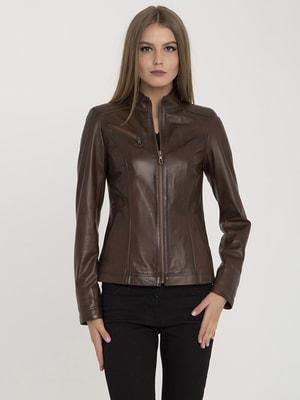 Куртка коричнева | 4692790