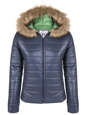 Куртка синя | 4692149