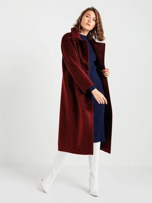 Пальто коричневое | 4472754