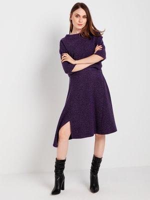 Джемпер фиолетовый | 4690830