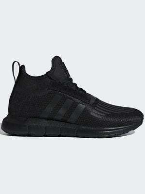 Кроссовки черные | 4658540
