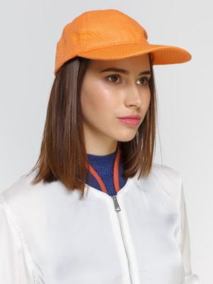 Бейсболка помаранчева | 4640329