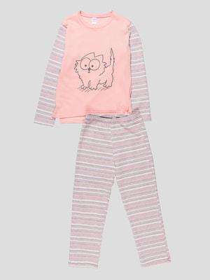 Піжама: джемпер і штани   4690834