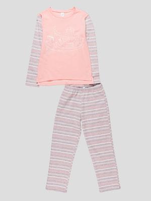 Піжама: джемпер і штани   4690833