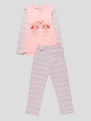 Піжама: джемпер і штани   4690835