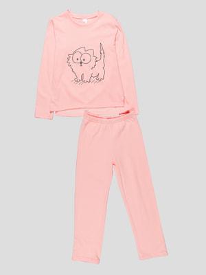 Піжама: джемпер і штани   4690832