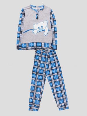 Піжама: джемпер і штани | 4690837