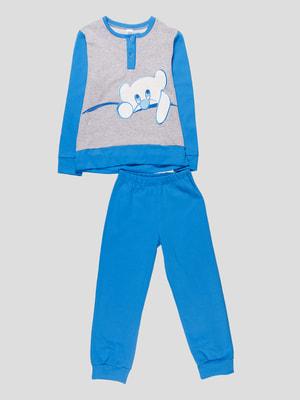 Піжама: джемпер і штани | 4690836