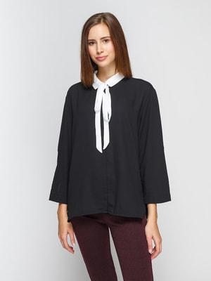 Блуза черная   4653698