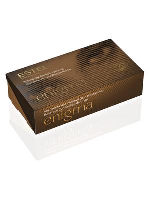 Фарба для брів і вій Enigma — світло-коричневий (20/20 мл) | 4693350
