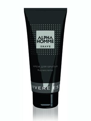Крем для гоління Alpha Homme (100 мл) | 4693919