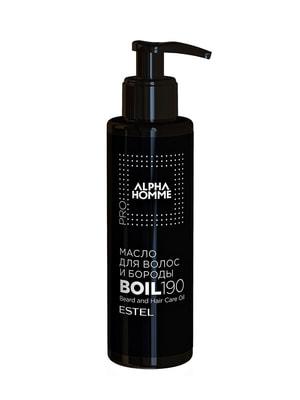 Олія для волосся та бороди Alpha Homme Rro (190 мл) | 4693934