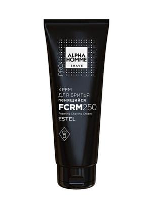 Крем для гоління пінний Alpha Homme Pro (250 мл) | 4693940