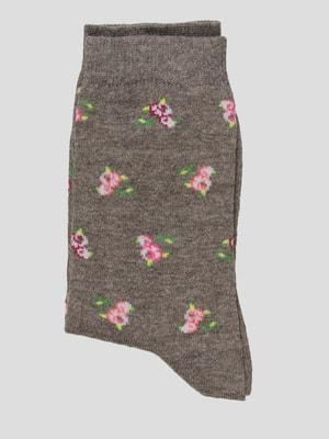 Носки серые | 4647010