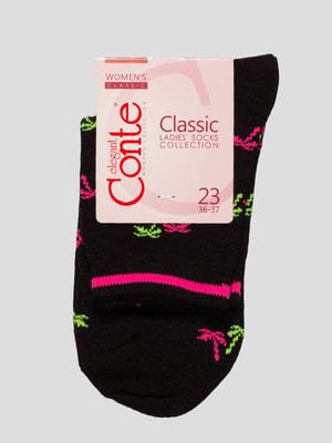 Шкарпетки чорні | 4451176