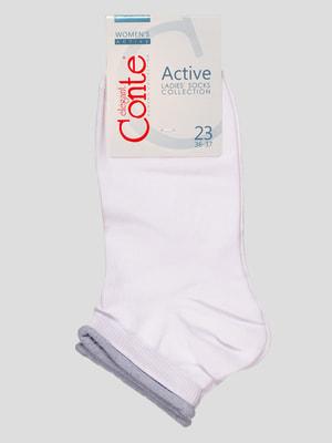 Шкарпетки білі | 4663233