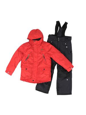 Комплект: куртка та напівкомбінезон | 4695253