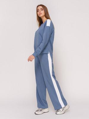 Джемпер светло-джинсового цвета | 4682002
