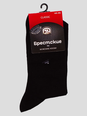 Шкарпетки чорні | 4663439