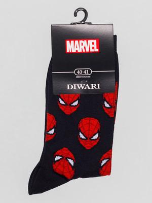 Шкарпетки в принт | 4663397