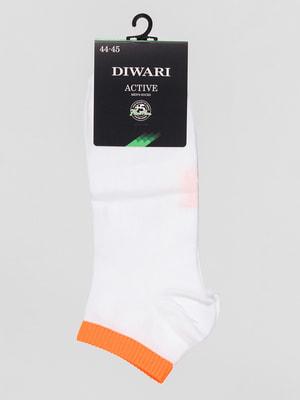 Шкарпетки білі | 4451201