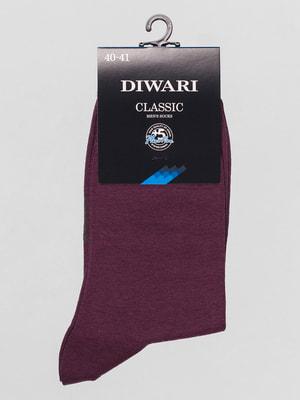 Шкарпетки фіолетові | 4451150