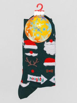 Шкарпетки в принт | 4663415