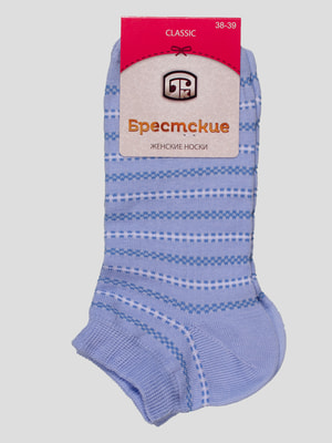 Носки голубые | 4663324
