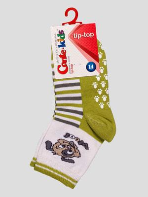 Шкарпетки в смужку   4663666
