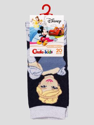 Шкарпетки в принт | 4663702