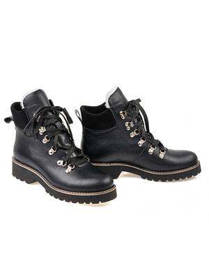 Ботинки черные | 3873669